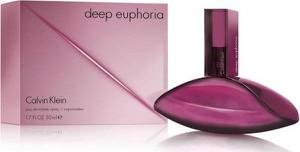 Calvin Klein Deep Euphoria EDT Woda toaletowa dla kobiet 50ml