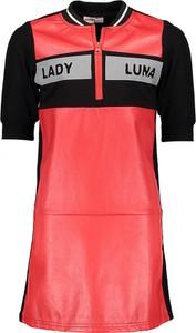 Czerwona sukienka dziewczęca Street Called Madison