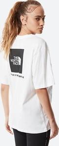 T-shirt The North Face z okrągłym dekoltem z krótkim rękawem