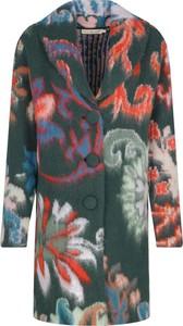 Sweter Tory Burch z nadrukiem w stylu casual