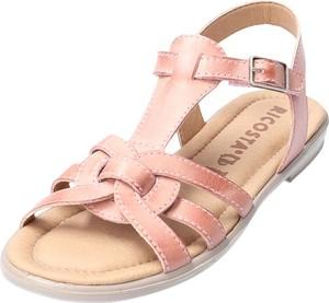 Buty dziecięce letnie Ricosta z klamrami