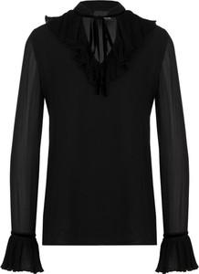 Czarna bluzka Just Cavalli