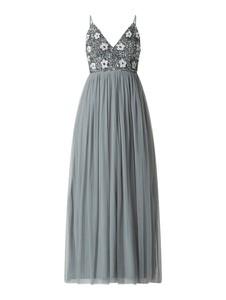 Sukienka Lace & Beads na ramiączkach maxi