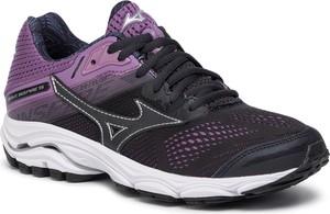 Buty sportowe Mizuno sznurowane z płaską podeszwą