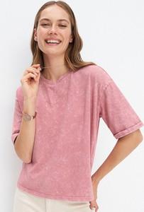 T-shirt Mohito z bawełny
