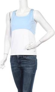 Niebieska bluzka Fila z okrągłym dekoltem