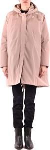 Płaszcz K-Way w stylu casual