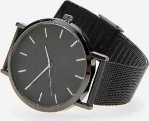 Reserved - Stalowy zegarek - Srebrny