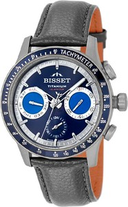 Szwajcarski zegarek męski Bisset BSCE36 - 2A TYTAN series