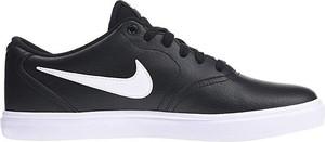 Buty Check Solarsoft Nike (czarno-białe)