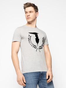 T-shirt Trussardi Jeans z krótkim rękawem