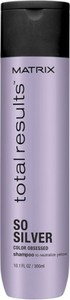 MATRIX TOTAL RESULTS Color Obsessed So Silver szampon do włosów siwych i blond 300ml