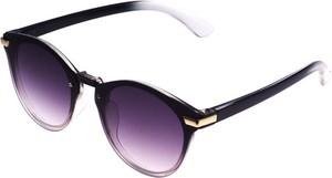 Em Men`s Accessories Okulary przeciwsłoneczne czarne EM 8