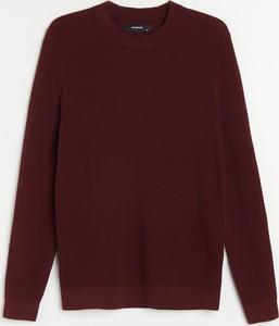 Sweter Reserved z bawełny w stylu casual