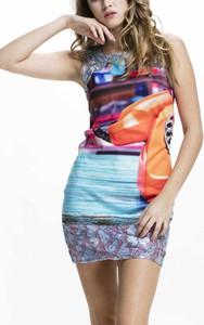Sukienka Culito From Spain dopasowana