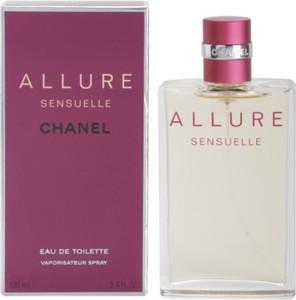 Chanel Allure Sensuelle woda toaletowa dla kobiet 100 ml