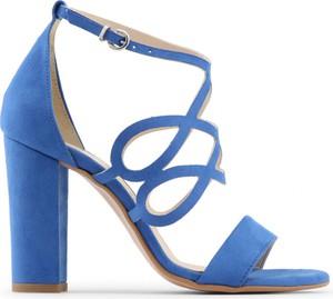 Sandały Made In Italia na wysokim obcasie
