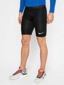 Czarne spodnie sportowe Nike