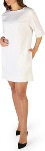 Sukienka Fontana 2.0 z wełny z długim rękawem mini