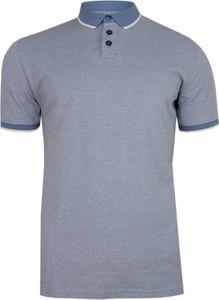 T-shirt Pako Jeans z bawełny z krótkim rękawem