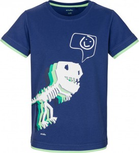 Granatowa koszulka dziecięca Endo