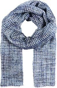 Niebieski szalik UNMADE Copenhagen z bawełny w stylu casual