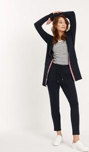Spodnie Diverse w sportowym stylu z dresówki