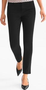 Czarne spodnie The Denim