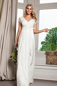 2633f07c38 krótka suknia ślubna - stylowo i modnie z Allani