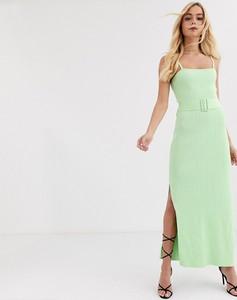 Sukienka Finders Keepers maxi na ramiączkach