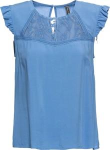 Niebieska bluzka bonprix RAINBOW
