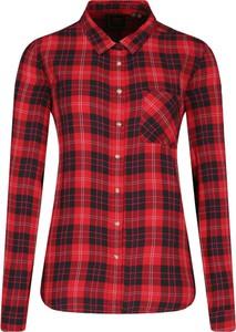 Czerwona koszula Superdry