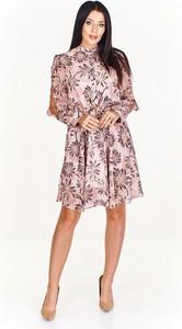 Sukienka Stylove w stylu casual midi z długim rękawem