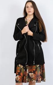 Płaszcz Olika z zamszu