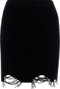 Spódnica Pinko z wełny w stylu casual mini