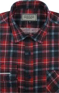 Koszula Pradizo z tkaniny