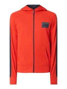 Czerwona bluza Guess Activewear
