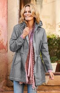 Kurtka Cellbes z bawełny w stylu casual