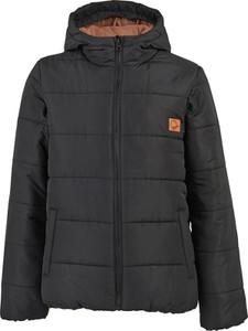 Czarna kurtka dziecięca Up2glide