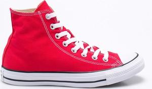 b9708b58f7feb Czerwone buty męskie Converse, kolekcja wiosna 2019
