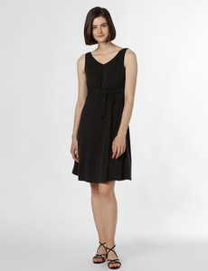 Sukienka comma, rozkloszowana w stylu casual