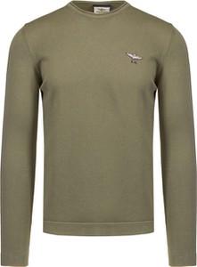 Zielony sweter Aeronautica Militare