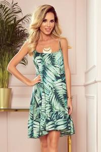 Sukienka Merg mini na ramiączkach