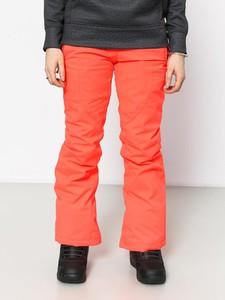 Różowe spodnie sportowe Rehall