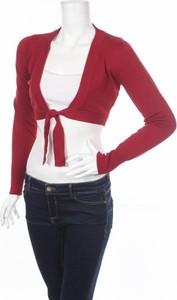 Czerwony sweter Zabaione