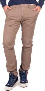 Brązowe spodnie Tommy Hilfiger