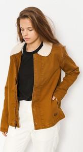 Kurtka Fox z bawełny w stylu casual