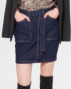 Spódnica Mohito w młodzieżowym stylu mini