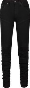 Jeansy G-Star Raw w street stylu z jeansu