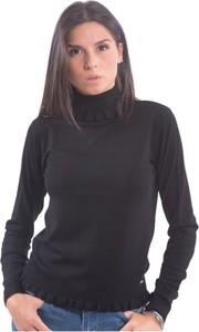 Czarny sweter Fracomina